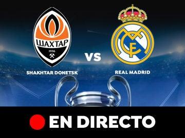 Shakhtar Donetsk - Real Madrid: Resultado y goles del partido de hoy, en directo   Champions League