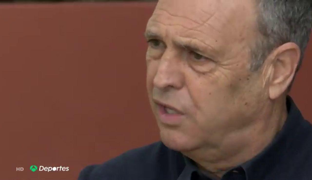"""Joaquín Caparrós y su dura experiencia como seleccionador de Armenia: """"Se te saltan las lágrimas"""""""
