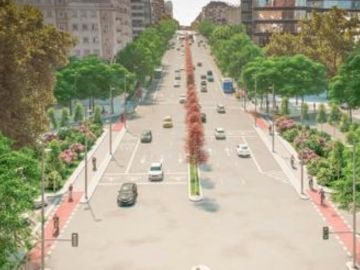 El nuevo bulevar de Madrid