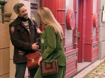 Un hombre desconocido fotografía la complicidad entre Gorka y Maica, ¿quién es?