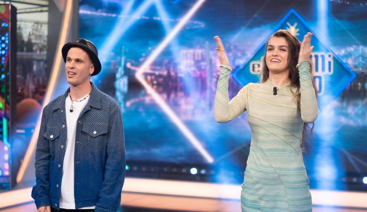 Disfruta de la entrevista completa de Amaia y Alizzz en 'El Hormiguero 3.0'
