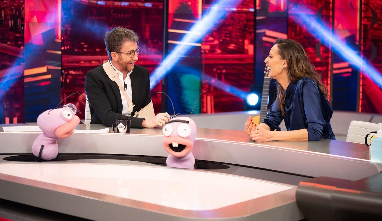 El mayor aprieto de Eva González: se convierte en 'coach' en 'La Voz al revés' de 'El Hormiguero 3.0'