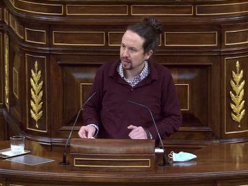 """Pablo Iglesias plantea con ERC y Bildu una """"dirección del Estado"""" que mantendrá alejada del poder a la derecha mucho tiempo"""