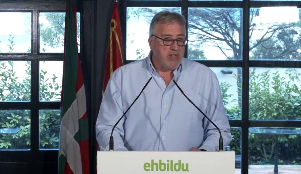 Bildu de Navarra plantea un referéndum para formar con el País Vasco una república confederal