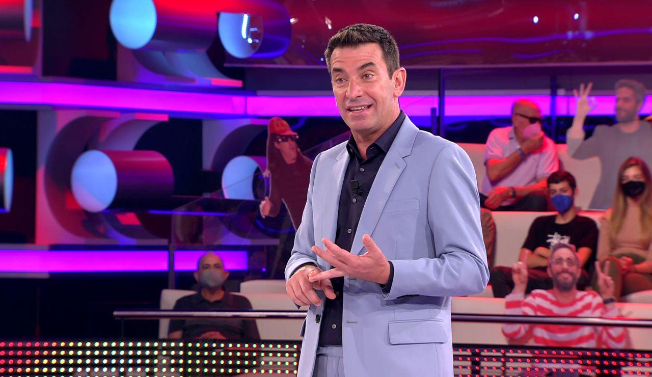 """La genial broma de Arturo Valls con el nombre de una concursante: """"Me suena a colección de cremas"""""""
