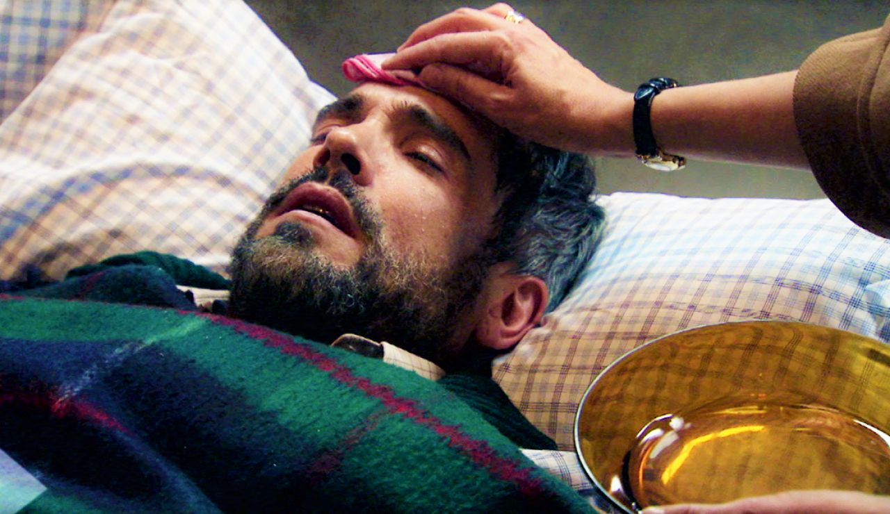 Gorka cae gravemente enfermo y Maica vela por su salud