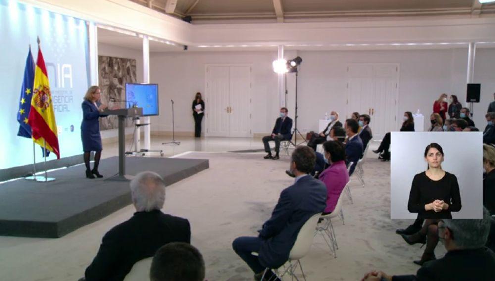 Pedro Sánchez presenta la Estrategia Nacional de Inteligencia Artificial, streaming en directo