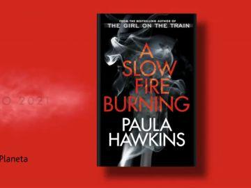 Nueva novela de Paula Hawkins