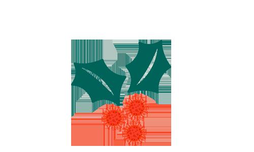 Fondo PNG Navidad 2020