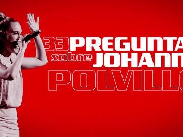 Descubre las 33 cosas sobre Johanna Polvillo, finalista de 'La Voz'