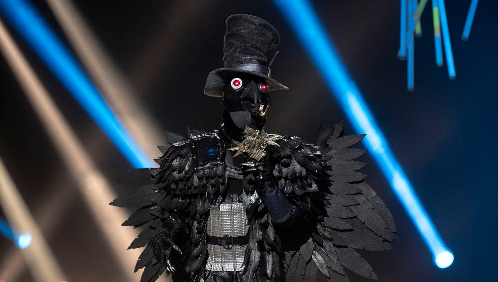 El Cuervo se pone sentimental con 'Me olvidé de vivir' de Julio Iglesias