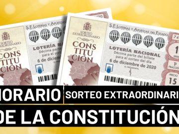 Sorteo Extraordinario de la Constitución 2020: Horario del sorteo de la Lotería Nacional del 6 de diciembre