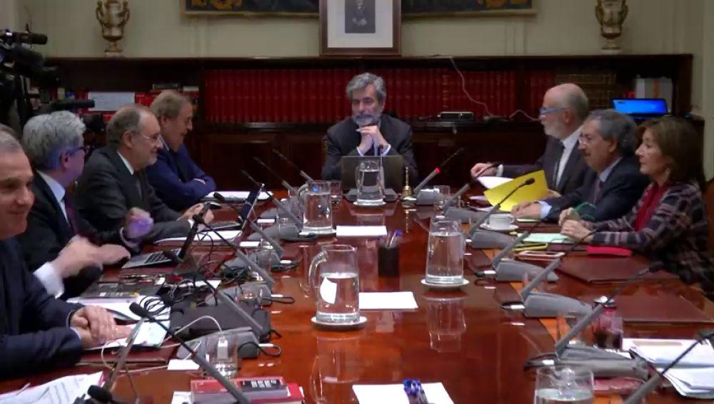 Pablo Iglesias contradice al ministro de Justicia y dice que no hay un acuerdo con el PP para el CGPJ