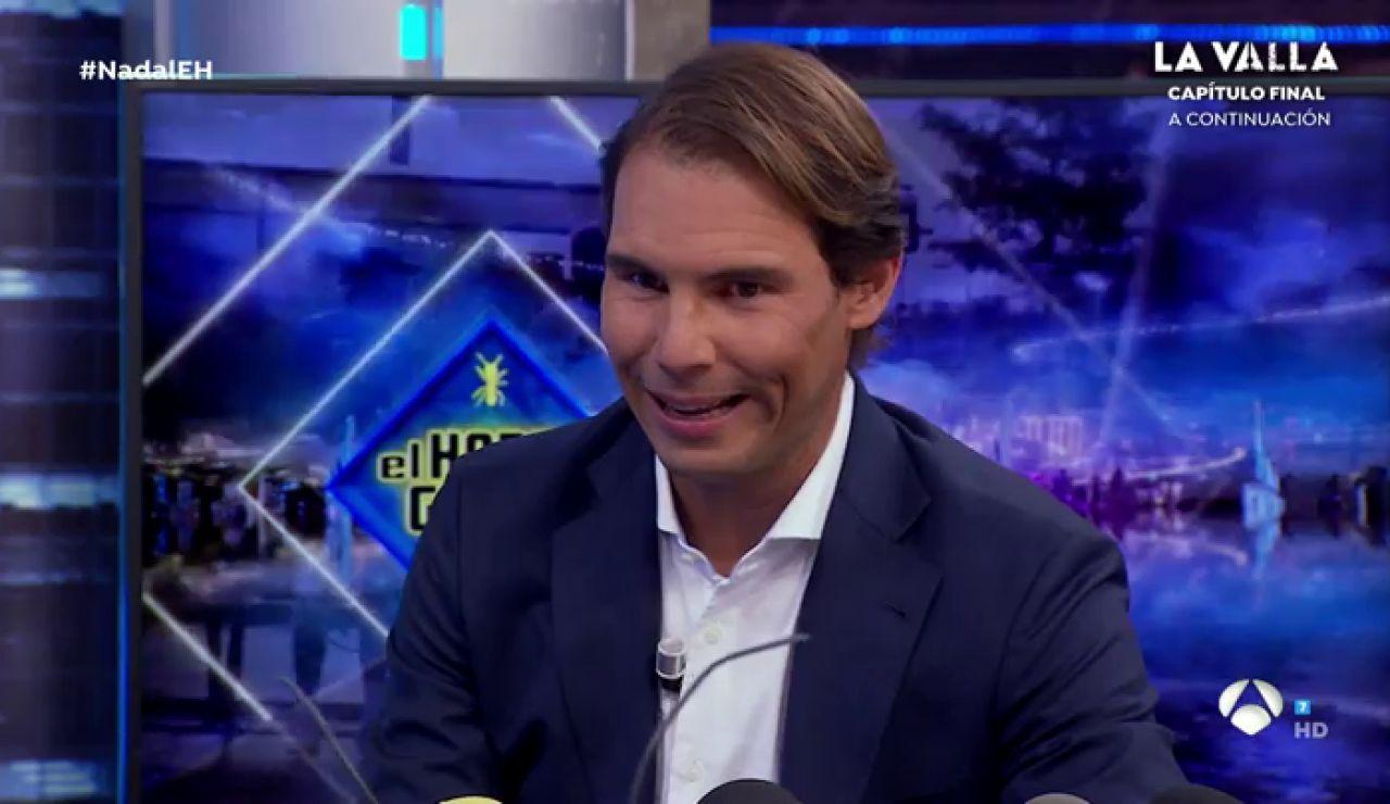 La sorprendente respuesta de Rafa Nadal al test de Trancas y Barrancas: ¿Se ha dejado perder alguna vez?
