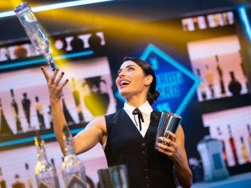 ¡Vaya fiesta! Pilar Rubio sorprende a Rafa Nadal con su nueva habilidad: la coctelería acrobática