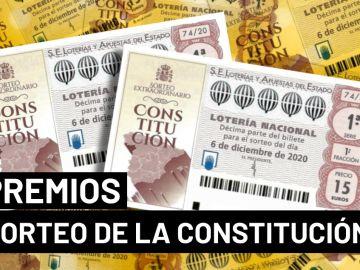 Sorteo Extraordinario de la Constitución 2020: Premios del sorteo de la Lotería Nacional del 6 de diciembre