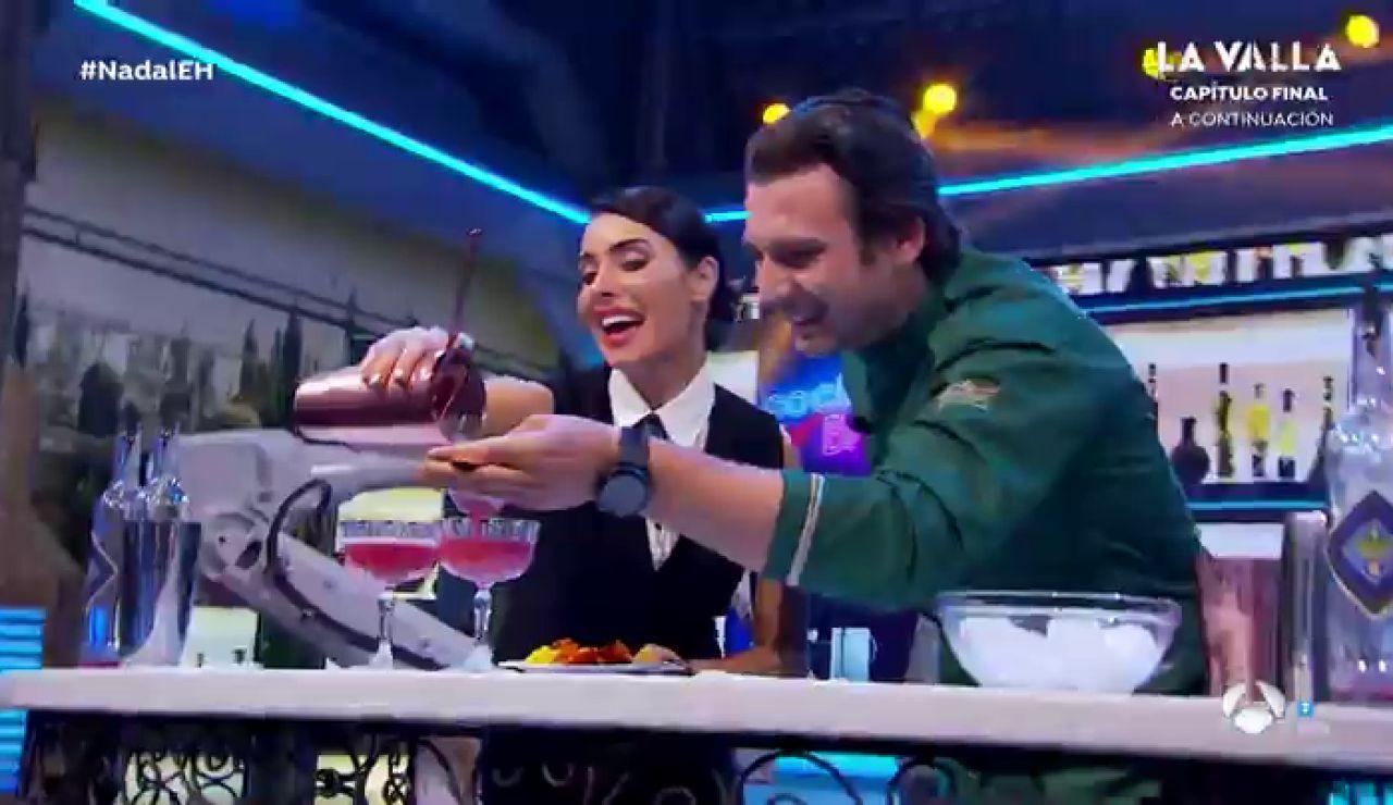 Pilar Rubio sorprende a Rafa Nadal con su nueva habilidad
