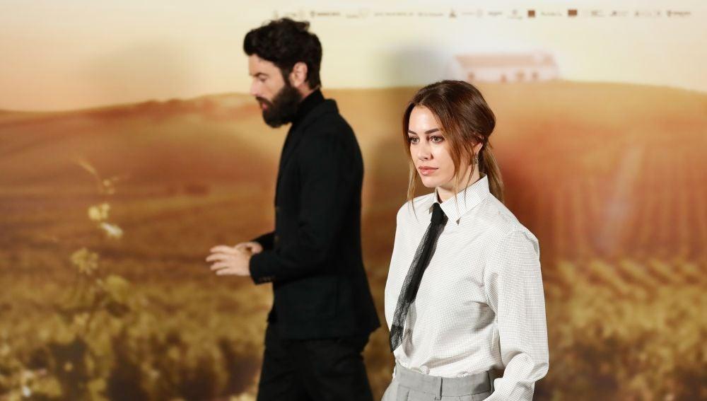 Blanca Suárez y Javier Rey
