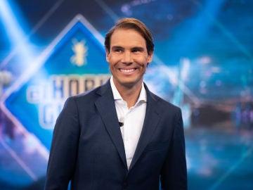 Disfruta de la entrevista completa a Rafa Nadal en 'El Hormiguero 3.0'
