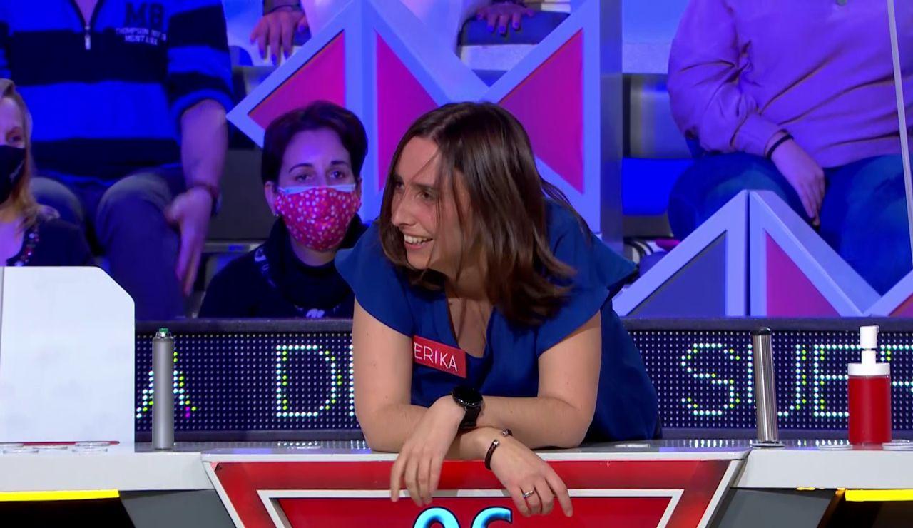 Los concursantes de 'La ruleta de la suerte' protagonizan un bucle sin fin con desastrosas tiradas