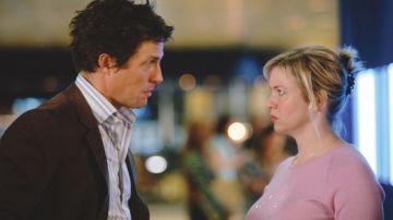 Hugh Grant y Renée Zellwegger en 'El diario de Bridget Jones'