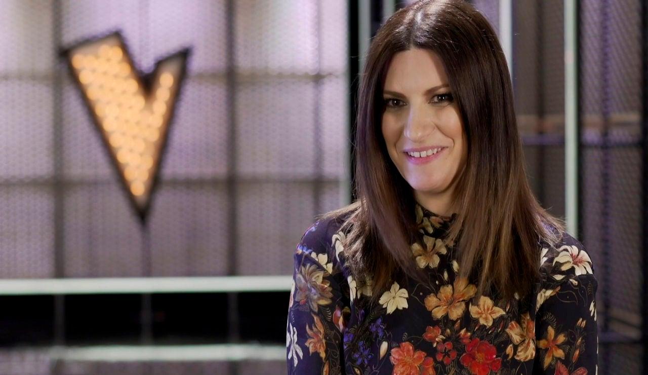 """Laura Pausini, emocionada con Paula y Kelly, sus dos finalistas de 'La Voz': """"Soy una persona que ama mucho las diferencias"""""""