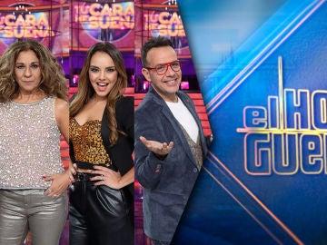 Lolita, Àngel Llàcer y Chenoa visitan 'El Hormiguero 3.0' el jueves 10 de diciembre