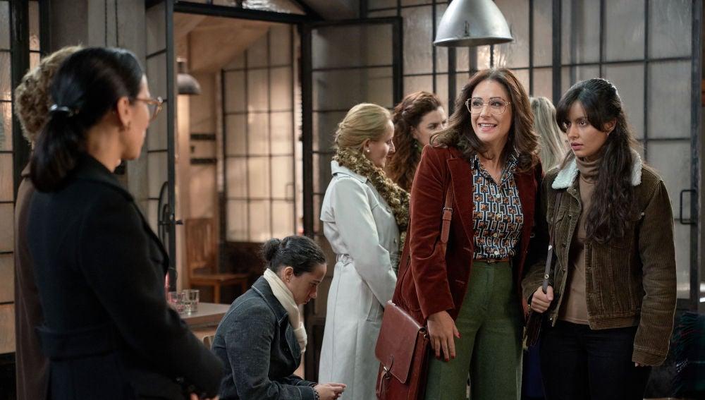 Eloína Marcos es Loreto en la novena temporada de 'Amar es para siempre'