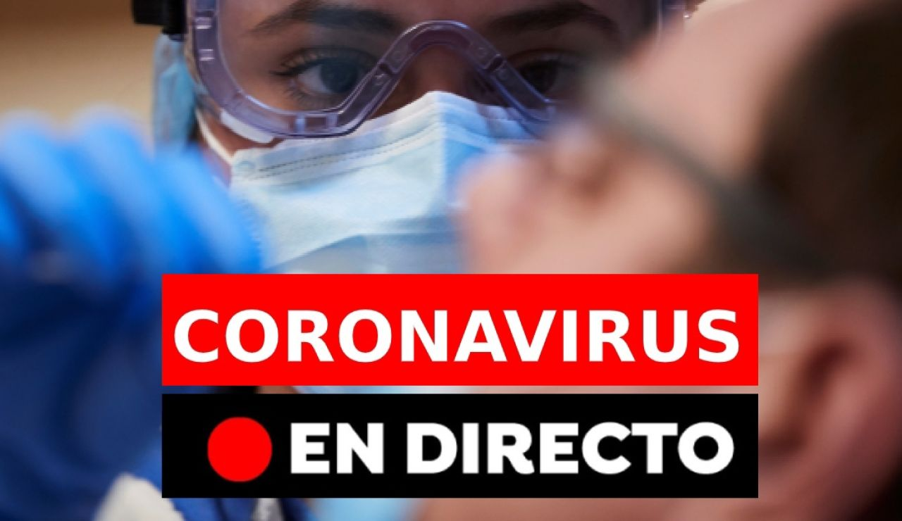 Coronavirus España: Última hora de las medidas para Navidad y datos de la COVID-19, en directo