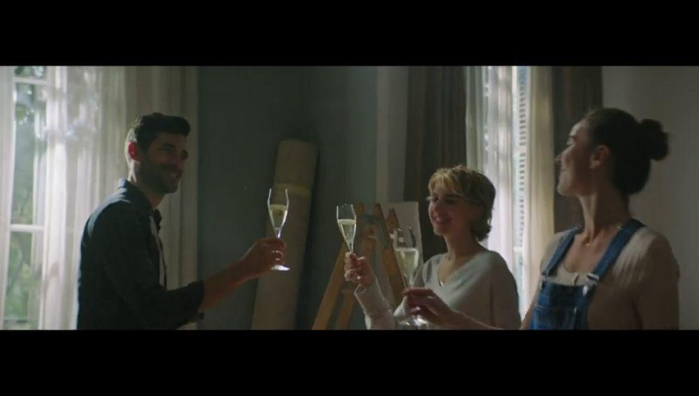 El anuncio de Navidad de Freixenet, 'La vida es como la celebras'