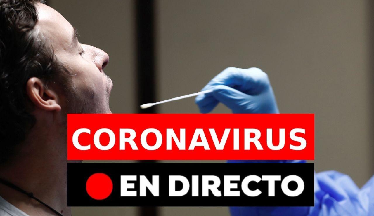 Coronavirus España: Última hora de los cierres en el puente y las restricciones para Navidad, en directo