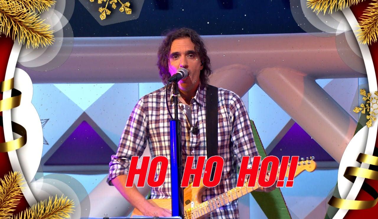 La banda de 'La ruleta de la suerte' estrena su villancico para poner alegría a la Navidad