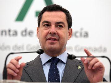 Juanma Moreno avanza nuevas restricciones.
