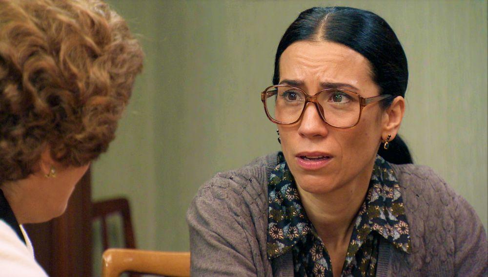 """Manolita, confundida con su matrimonio: """"A la hora de la verdad no me apetece nada"""""""