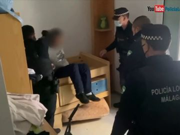 Maltratador Málaga