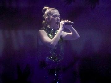 Johanna Polvillo canta 'I believe I can fly' en La Final de 'La Voz'