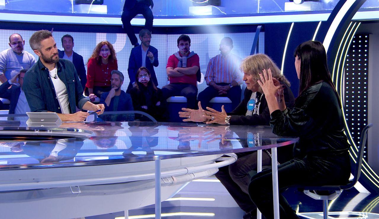 """El necesario mensaje de José Mercé a los políticos: """"Por favor, ayuden a la cultura"""""""