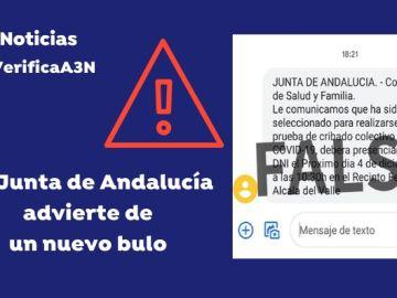 La Junta de Andalucía desmiente un nuevo bulo