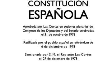 La Constitución española en PDF y todas las claves