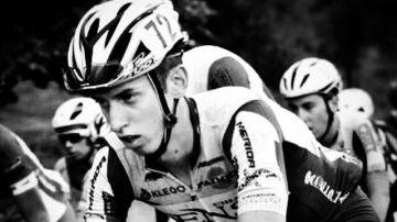Michael Antonelli, joven ciclista italiano fallecido por coronavirus