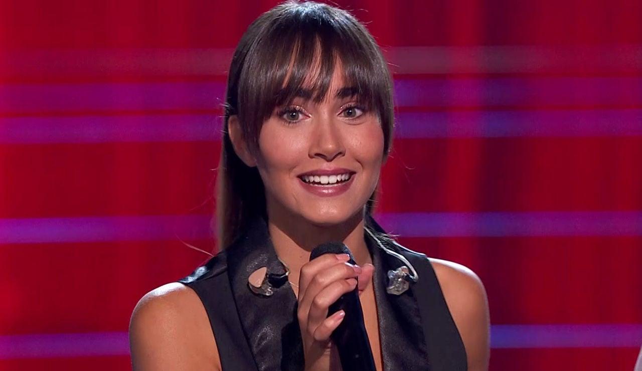 Aitana responde a Alejandro Sanz por su guiño en la canción 'Corazón sin vida'