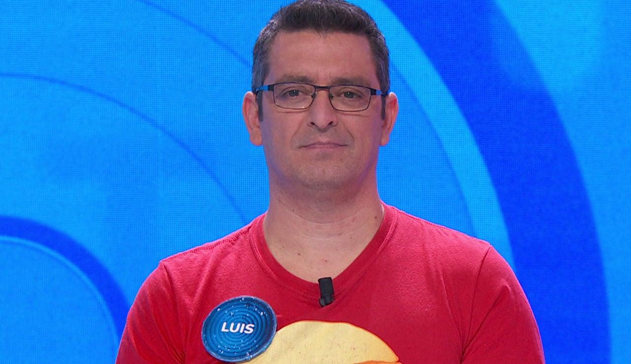 Luis en 'Pasapalabra'