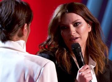 Laura Pausini se sincera tras su actuación con Bebe en 'La Voz'