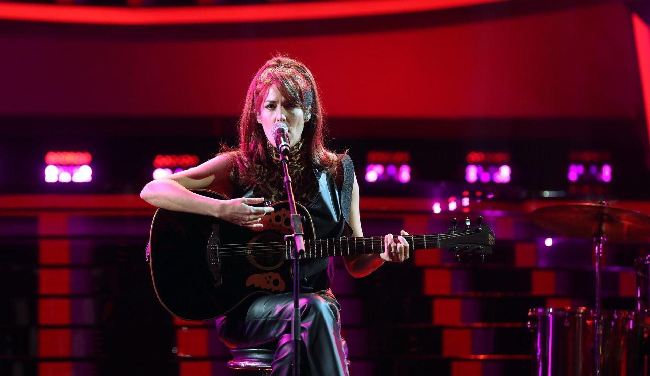 Una romántica Rocío Madrid sufre porque 'You're still the one' como Shania Twain
