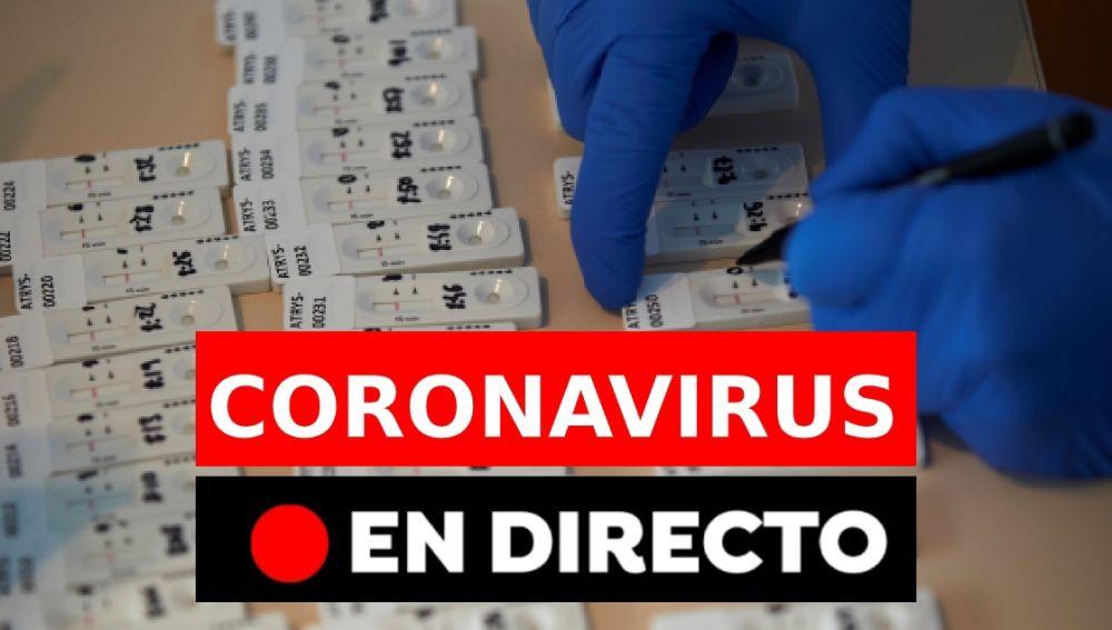 Coronavirus España: Última hora de las restricciones para el puente y las medidas para Navidad, en directo