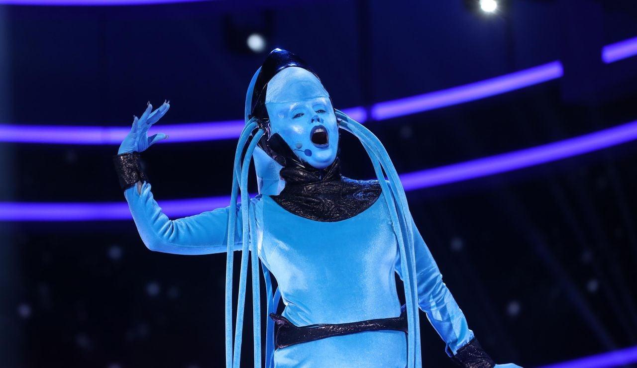 Cristina Ramos presume de voz extraterrestre como Diva Plavalaguna en 'The diva dance'
