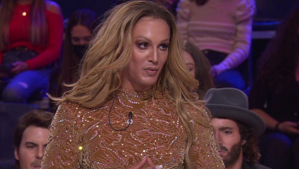Una puntuación inesperada: Jorge González reacciona tras recibir la nota más baja del jurado en 'Tu cara me suena'