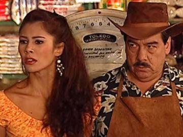 Liliana Lozano en 'Pasión de Gavilanes'