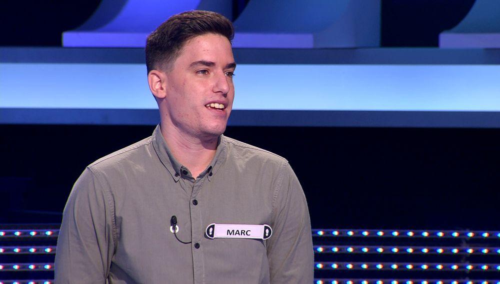 Marc revela a Arturo Valls de qué le suena su cara: su gemelo se hizo viral en '¡Ahora caigo!'