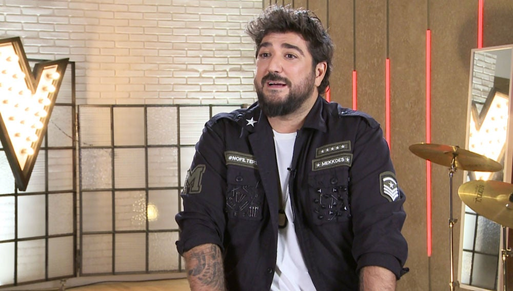 """La cualidad de Antonio Orozco en 'La Voz Senior': """"Es un equipo muy completito, con todos sus extras"""""""